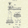 Stapler 1932 Patent Art Poster by Prior Art Design