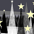 Star Light - Star Bright Poster by Val Arie