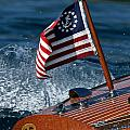 Stars and Stripes Ensign Print by Steven Lapkin