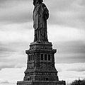 Statue of Liberty national monument liberty island new york city Print by Joe Fox