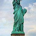 Statue of Liberty Print by Stephen Stookey
