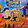 Stay True 2 the Game no 1 Print by TONY B CONSCIOUS