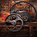 Steampunk - No 10 Print by Mike Savad