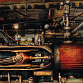 Steampunk - No 8431 Poster by Mike Savad