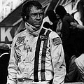 Steve Mcqueen In Racing Gear Poster by Retro Images Archive