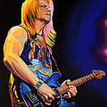 Steve Morse by Paul  Meijering