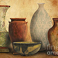 Still Life-D Poster by Jean Plout