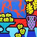 Still Life With Matisse Poster by John  Nolan
