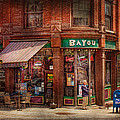 Store - Albany NY -  The Bayou Poster by Mike Savad
