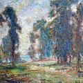 Study of An Impressionist Master Print by Quin Sweetman
