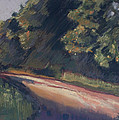 Summer Roads Print by Grace Keown