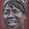 Sweet Brown Print by Joe Dragt