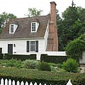 Sweet Home In Colonial Williamsburg Print by Christiane Schulze Art And Photography