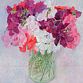 Sweet Peas by Ann Patrick