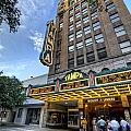Tampa Theater 2 Print by Al Hurley