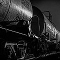 Tanker Cars Poster by Bob Orsillo