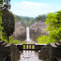 Taughannock Falls Print by Jessica Jenney