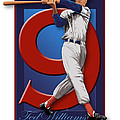 Ted Williams Poster by Ron Regalado