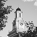 Tennessee Tech University Derryberry Hall Print by University Icons