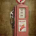 Texaco Fire Chief Print by Bob and Nancy Kendrick