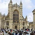 The Abby at Bath Poster by Mike McGlothlen