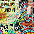 The Beatles Here Comes the Sun Print by Tara Richelle
