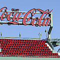 The Coca-Cola Corner by Susan Candelario