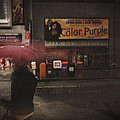 The Color Purple Poster by Linda Unger