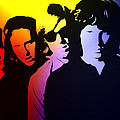 The Doors Poster by Stefan Kuhn