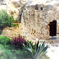 The Empty Tomb Print by Thomas R Fletcher