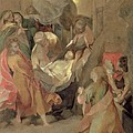 The Entombment of Christ Poster by Barocci