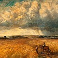 The Gathering Storm, 1819 Print by John Constable