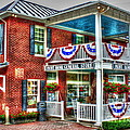 The General Store Print by Dan Stone