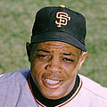 The Great Willie Mays Print by Retro Images Archive