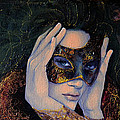 The Last Secret Poster by Dorina  Costras