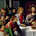 The Last Supper Poster by French School