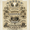 The Lords Prayer Print by Digital Reproductions