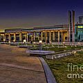 The Mahaffey Theater Print by Marvin Spates