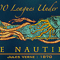 The Nautilus Poster by William Depaula