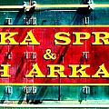The North Arkansas Line Poster by Benjamin Yeager