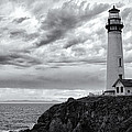 The Pigeon Point Beacon Print by Eduard Moldoveanu