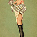 The Pin up Girl Print by Stefan Kuhn