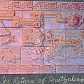 The Return of Quetzalcoatl  Print by Charles Lucas