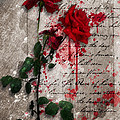 The Rose Of Sharon Poster by Gary Bodnar