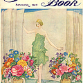 The Sketch Book 1925 1920s Uk Womens Print by The Advertising Archives