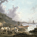The Smugglers, 1792 Poster by George Morland