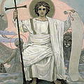The Son of God   The Word of God Print by Victor Mikhailovich Vasnetsov