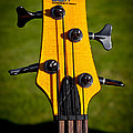The Soundgear Guitar by Ibanez Print by David Patterson