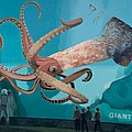 The Squid Poster by Scott Listfield