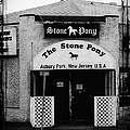 The Stone Pony Print by Colleen Kammerer
